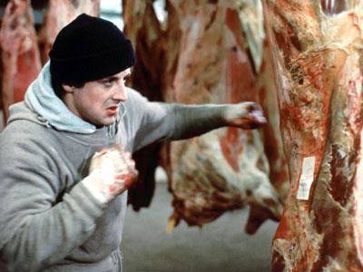 Rocky Balboa y la literatura con hambre