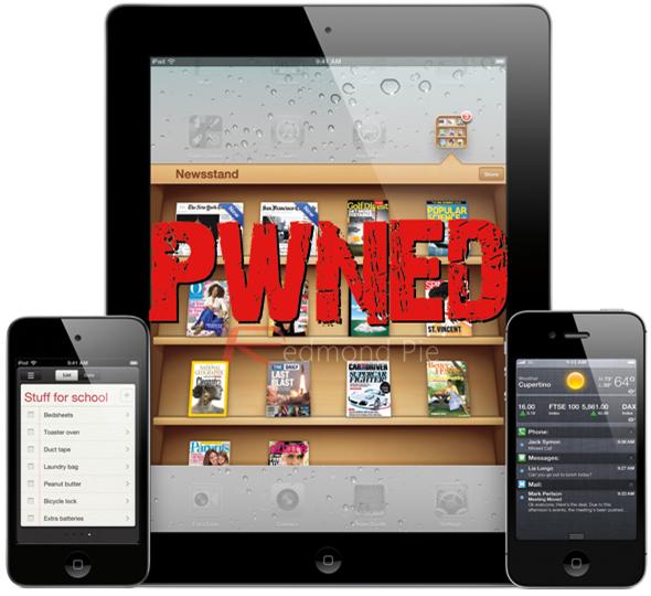 Desbloqueo, Liberación, Jailbreak del iPhone y iPad