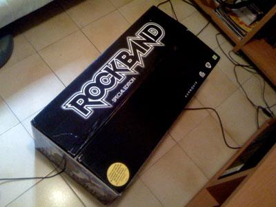 Mi papá nunca quiso comprarme una batería (Rock Band)