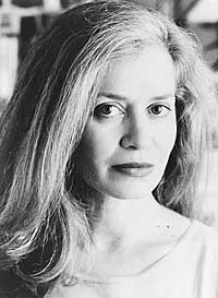 """She breaks your heart. First and foremost. That evil Amy Hempel."""