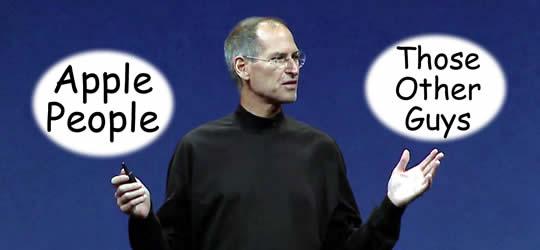 Cómo Steve Jobs transforma clientes en fanáticos