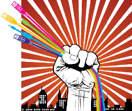 cyber radicals 003 Los cyber radicales de la internet | Aleks Krotoski