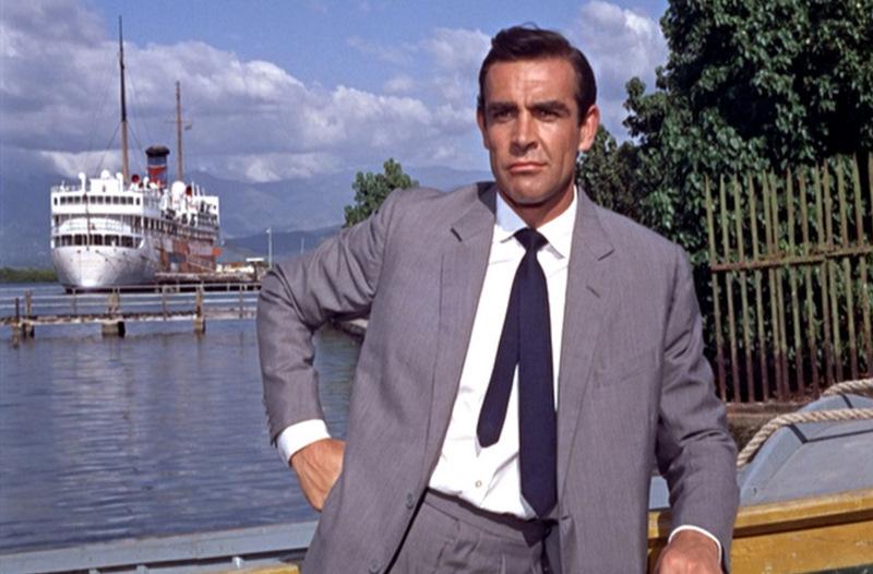 Sean Connery en Dr. No: La plantilla para 007 | Matt Spaiser