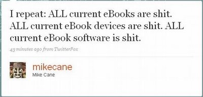 Dumb eBooks Must Die, Smart eBooks Must Live | Mike Caine