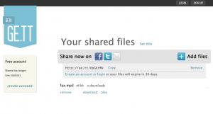 Cómo enviar archivos grandes a otras personas