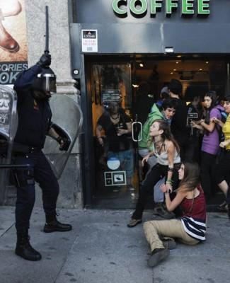 #spanishrevolution vista por un venezolano
