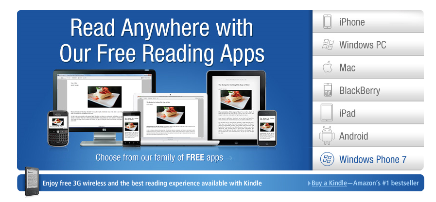 Cómo leer libros de Kindle en PC, Mac, BlackBerry o Android