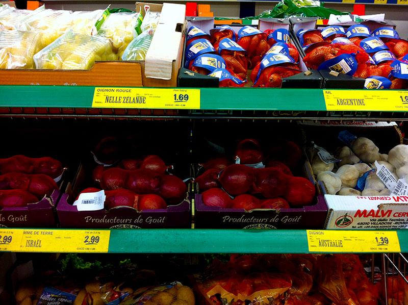 Todos los supermercados, el mismo supermercado