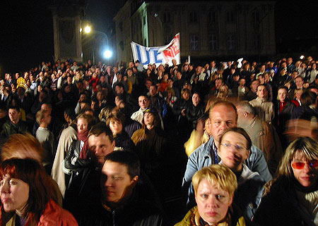 Mayo 2004: Polonia ingresa a la Unión Europea | Maciej Cegłowski
