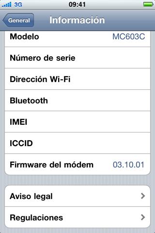 Cómo encontrar el número ICCID del iPhone