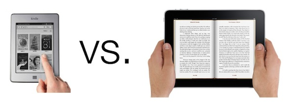 eBook vs Tablet