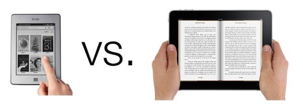 eBook vs Tablet