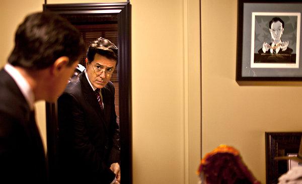¿Cuántos Stephen Colbert hay?