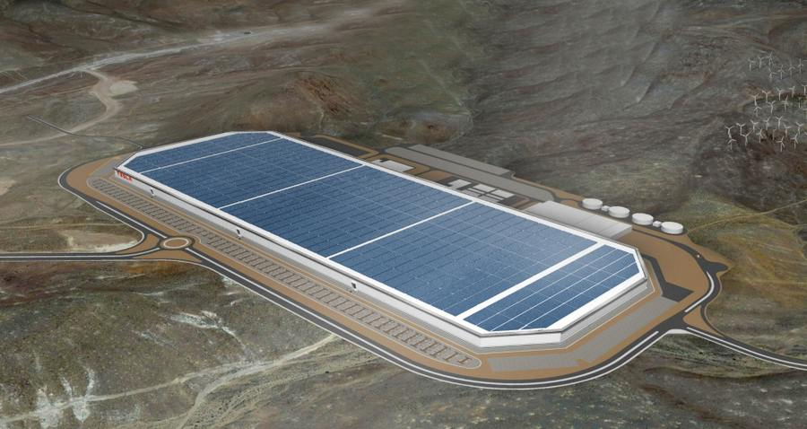 Nevada-selected-as-official-site-for-Tesla-battery-Gigafactory-1