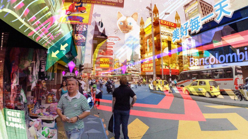 Hyper-Reality | Keiichi Matsuda